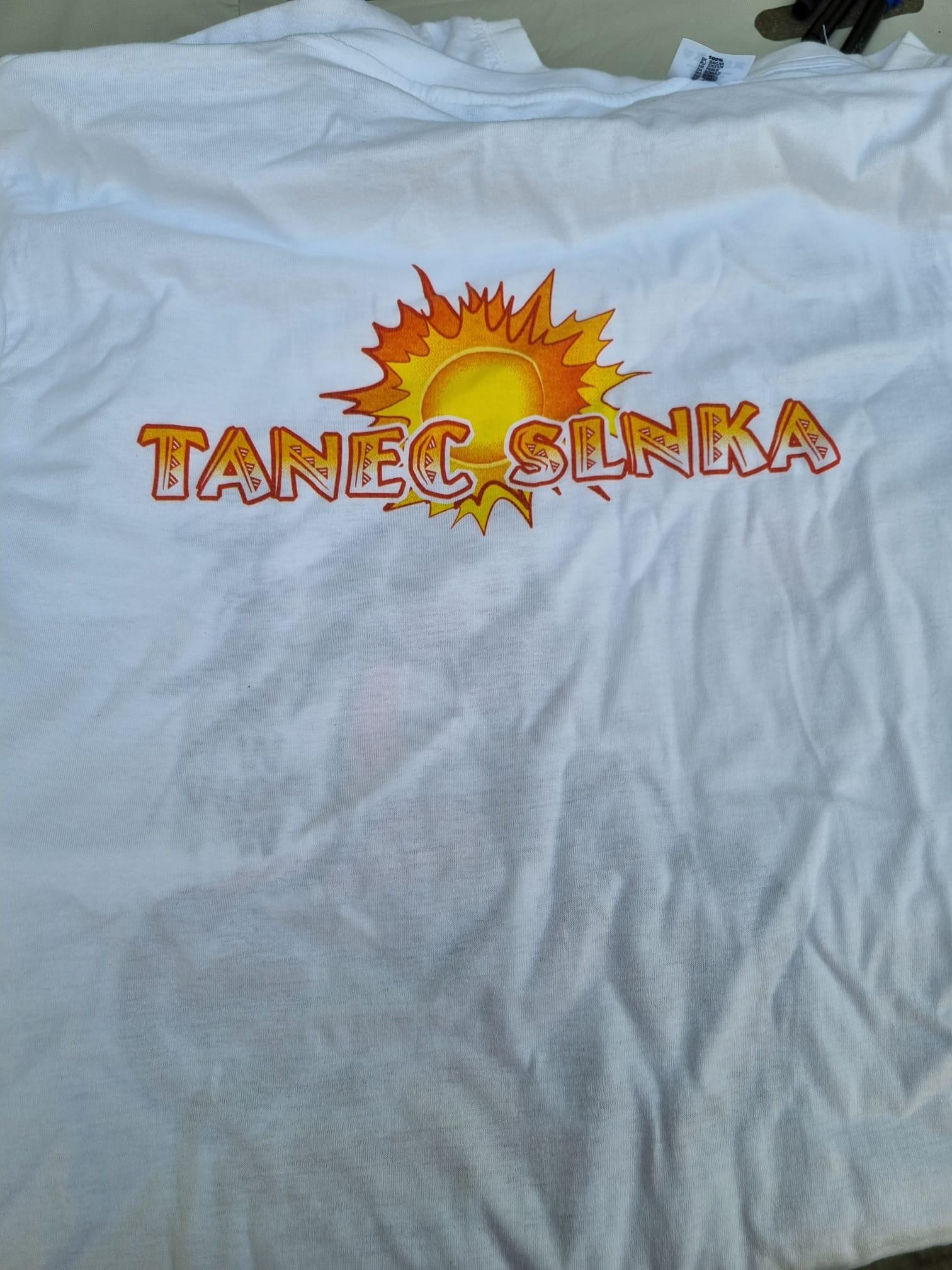 Detské tričko Tanec Slnka 2021