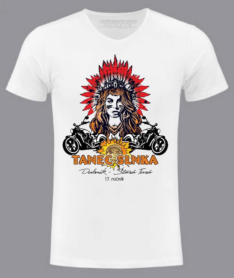 Pamätné tričko Tanec Slnka 2020